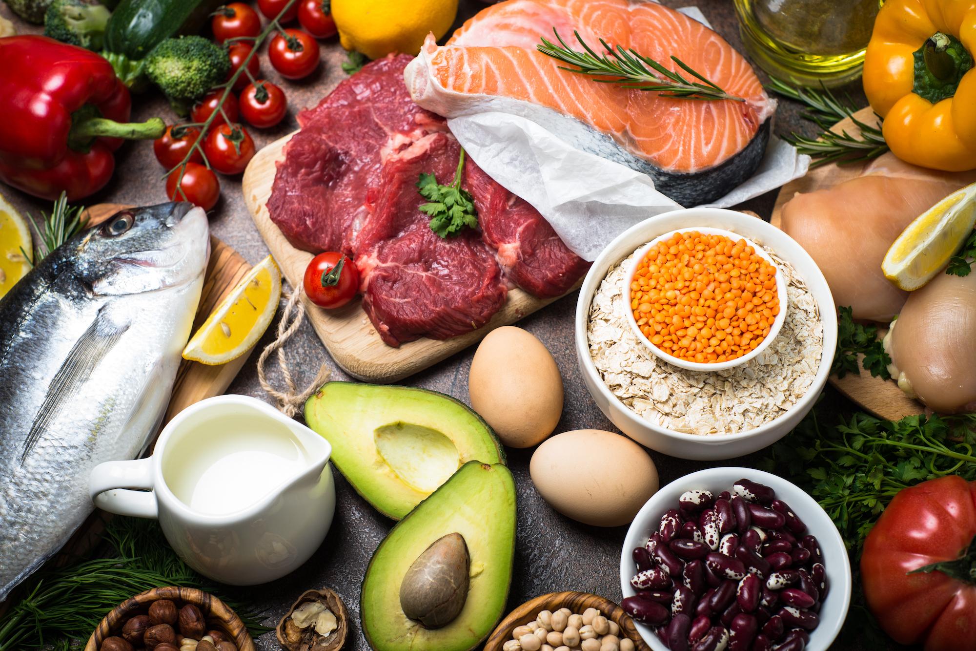 【運動効果を高めるおすすめの食事】目的別に分けて紹介!